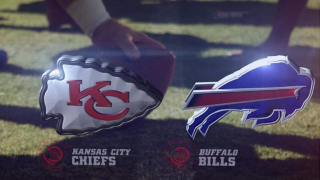 Futebol Americano - NFL - Buffalo Bills X Kansas City Chiefs