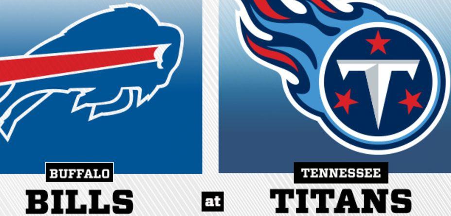 Futebol Americano - NFL - Tennessee Titans X Buffalo Bills