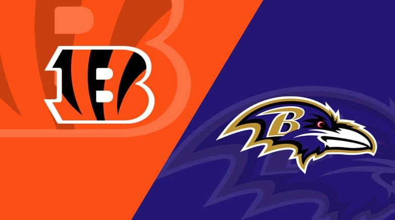 Futebol Americano - NFL: Cincinnati Bengals X Baltimore Ravens