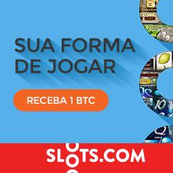 Slots Bitcoin Casino - ganhar 1 Bitcoin Grátis